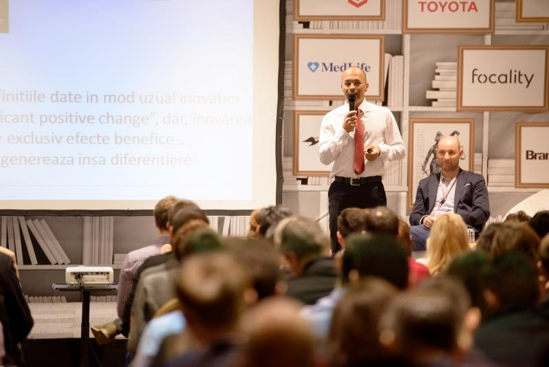16 motive sa nu ratezi Bucuresti Business Days
