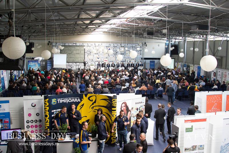 Aplica ca partener la evenimentele Business Days