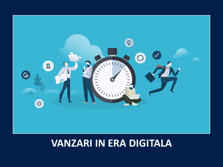 Vanzari in era digitala