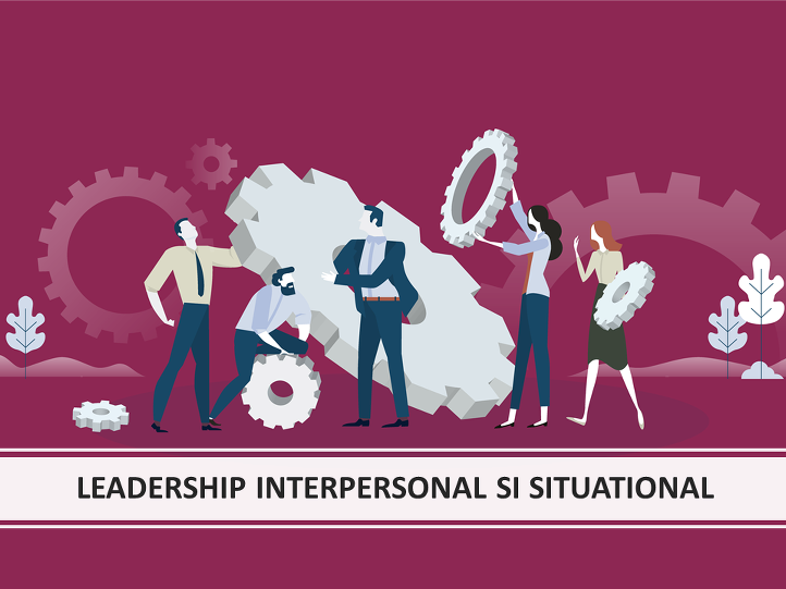 4. Leadership interpersonal si situational