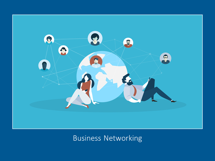 9. Business networking