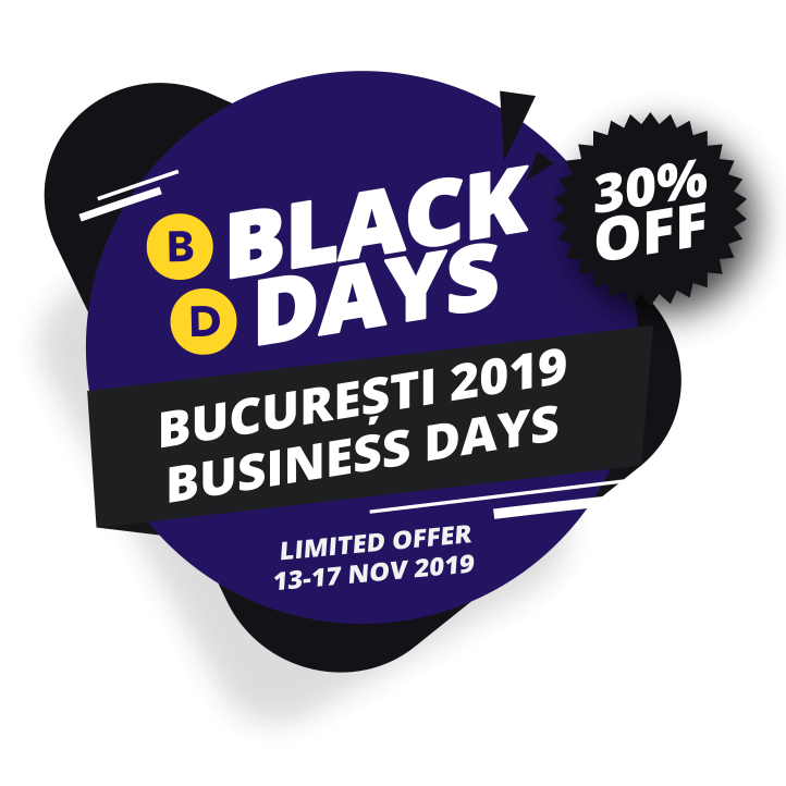 Bucuresti Business Days 2019