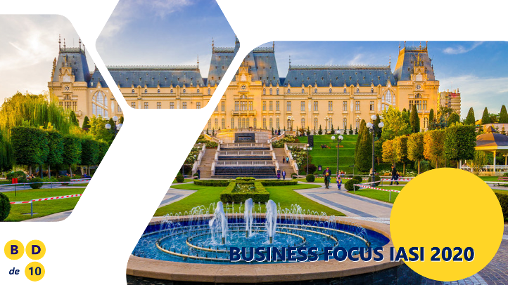Business Focus Iasi 2020