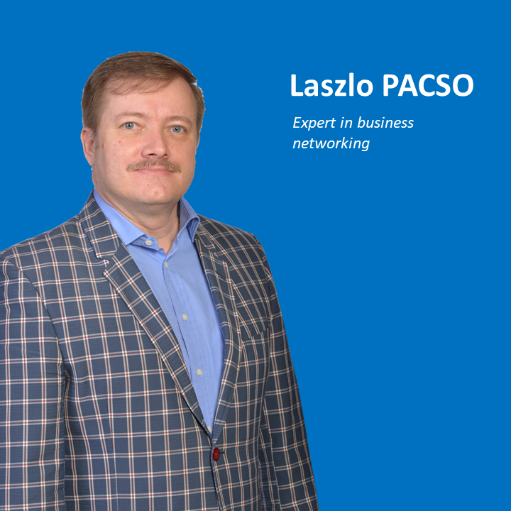 Laszlo Pacso (expert in networking)
