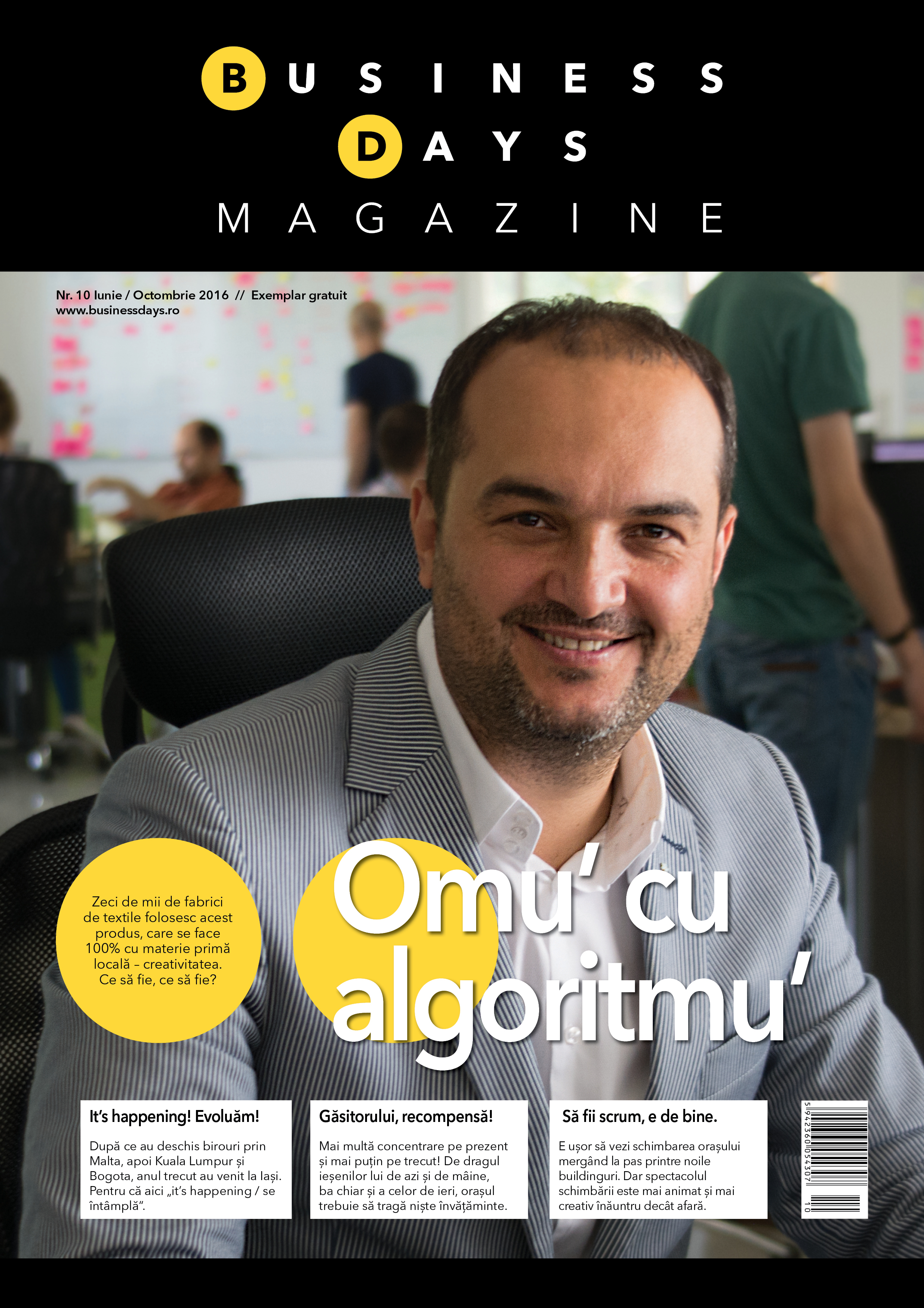 Business Days Magazine - numarul 10