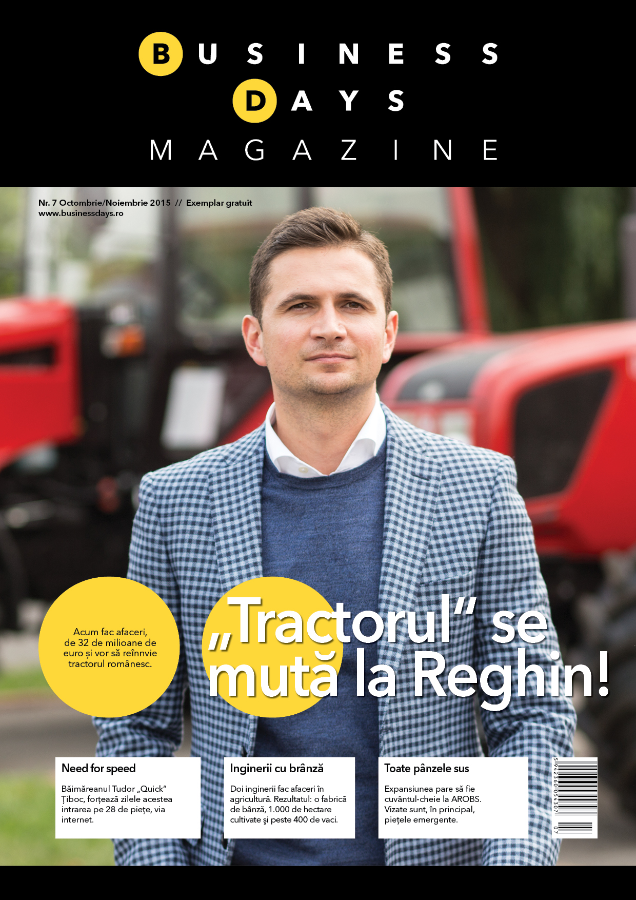 Business Days Magazine - numarul 7